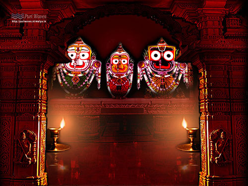 Sixteen Mandap ( Pedestals ) of Sri Jagannath Temple