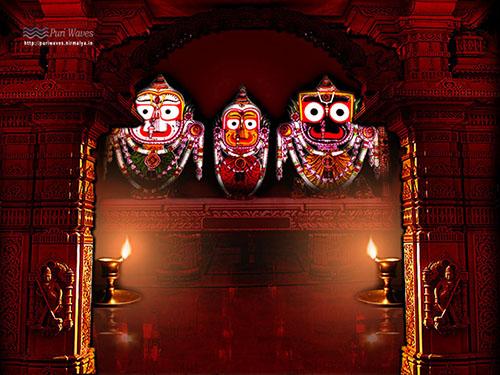 Sixteen Mandap ( Pedestals ) of Sri Jagannath Temple