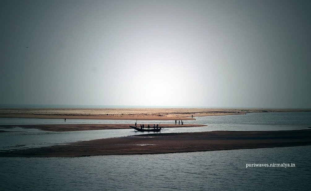 Beach Ramachandi, Puri