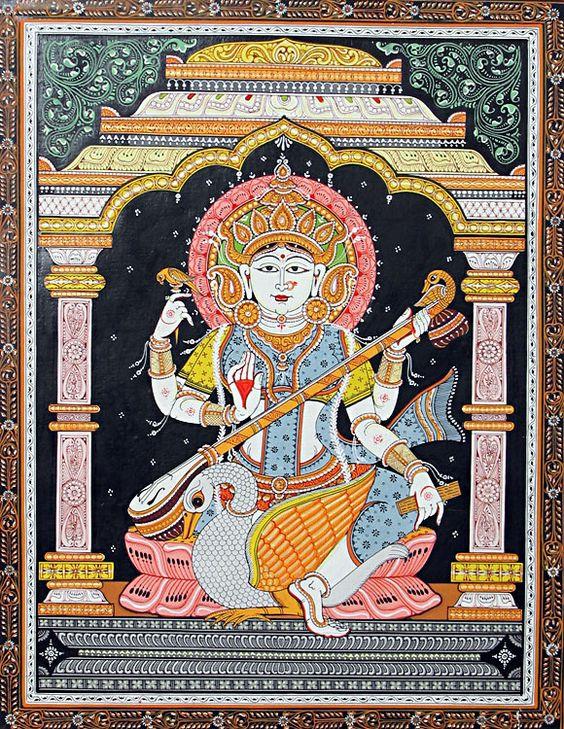 Goddess Sarswati, Sasthi, Savitri, Gayatri & Mansa Devi Temple